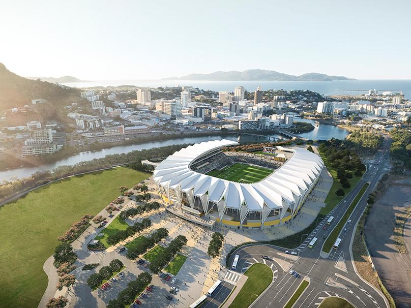 Townsville stadium